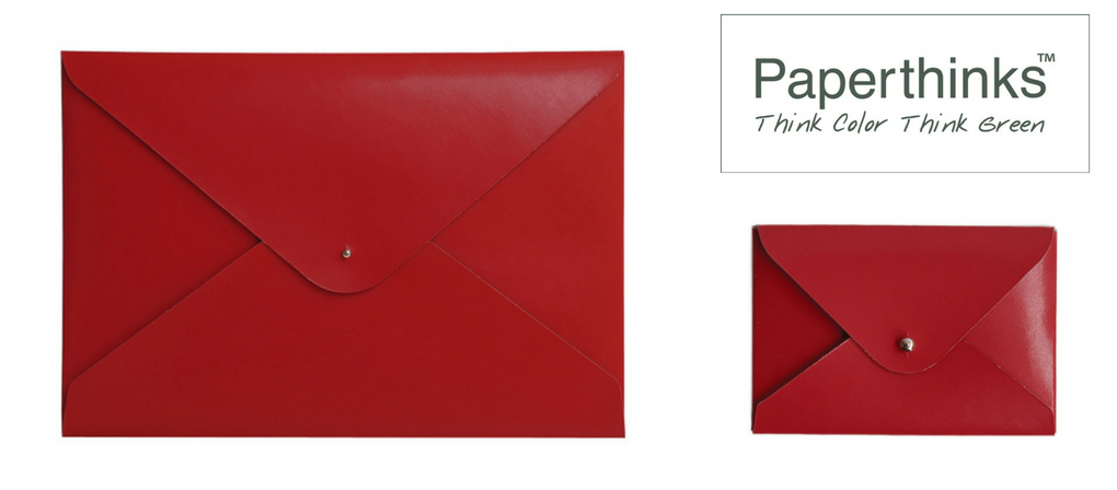 Paperthink Recycled Leather Goods