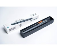 Ten Design Rollerball Metal Tak-Tak Black Pen