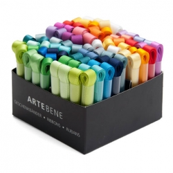 Artebene ribbon assorted 80 pcs.