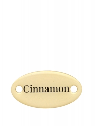 "Duke Baron Brass Tag ""Cinnamon"""